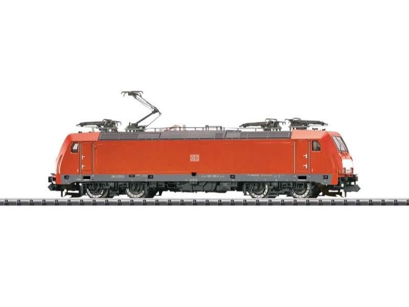 E-Lok BR 186 DB AG Cargo Spur N