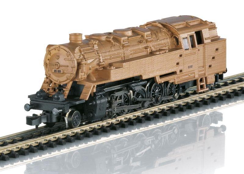 Dampflok BR 85 Bronze Edition, Spur Z