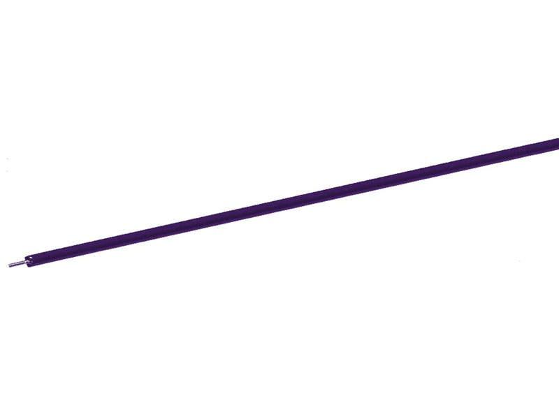 1-poliges Kabel 10m violett
