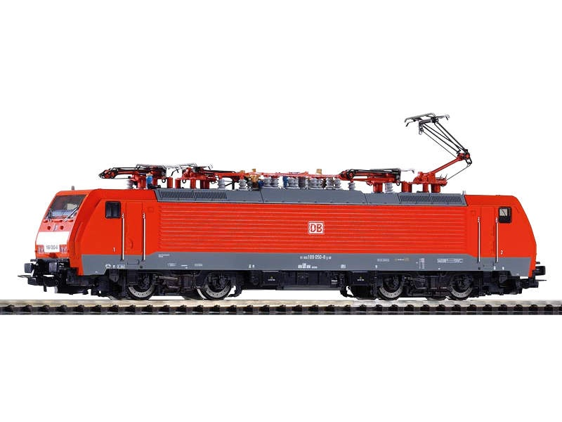 E-Lok BR 189 Holland Latz der DB AG, Epoche VI, Spur H0
