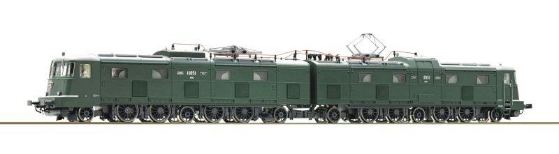 E-Lok Ae8/14 11851 der SBB, Epoche IV, Spur H0