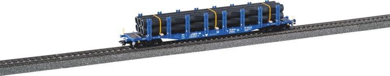 Doppelrungenwagen Snps 719, Epoche VI, AC, Spur H0