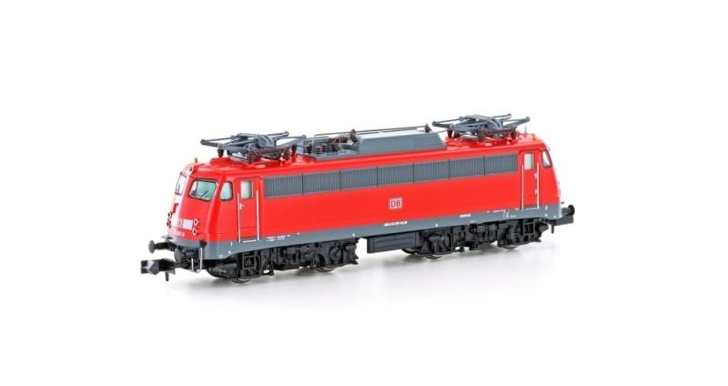 E-Lok BR 113 DB AG Ep.V-VI, verkehrsrot, Spur N