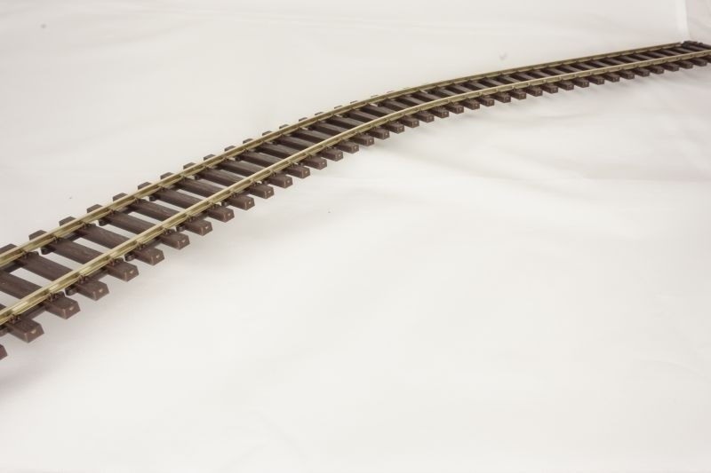 Gleis flexibel, Länge 914,40 mm, Spur 0