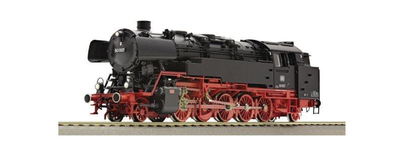 Roco 72271 Dampflokomotive 85 007, DB, DC, Sound, Rauch, H0
