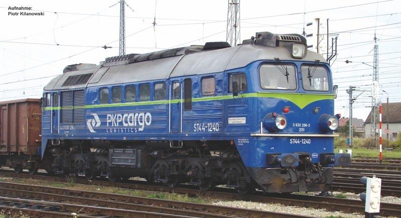 Diesellok ST44 der PKP Cargo, Epoche VI, Spur H0