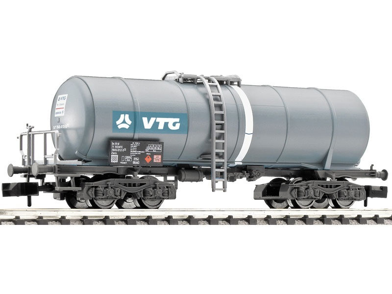 Kesselwagen VTG mit Bremserbühne, RENFE, DC, Spur N