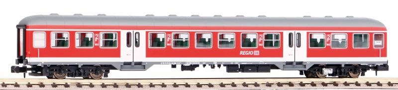 Personenwagen n-Wagen 2. Klasse der DB AG, VI, Spur N
