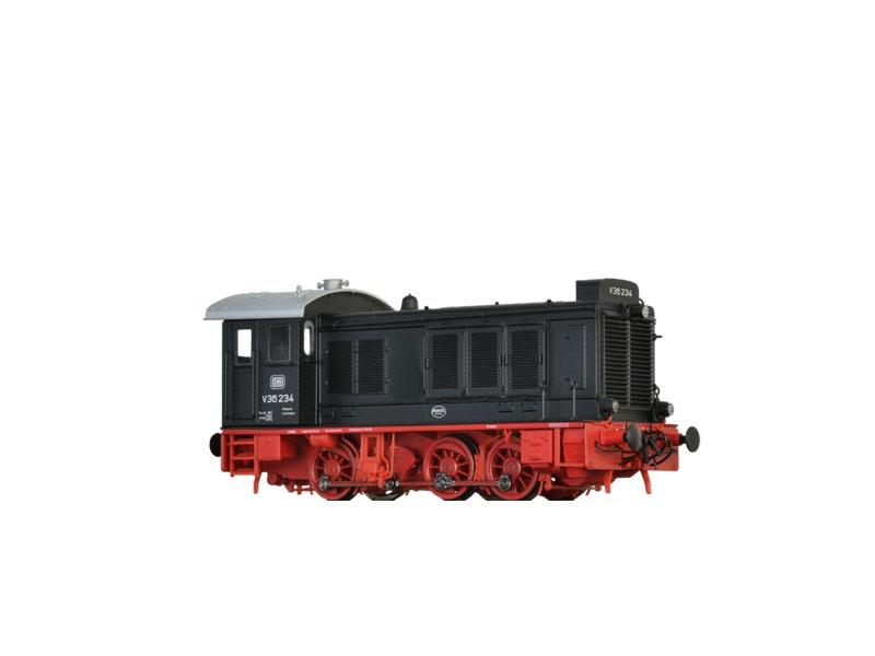 Diesellok V36 der DB, III, AC Digital EXTRA, H0