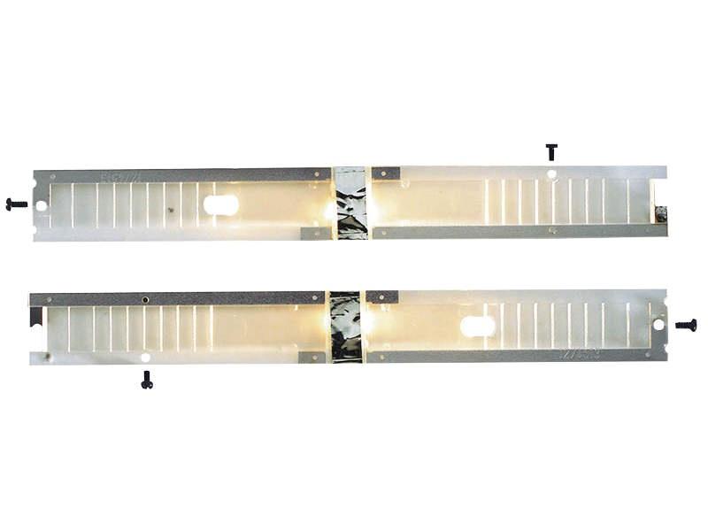 Innenbeleuchtung für Dieseltriebzug Pendolino 4415/4418, H0