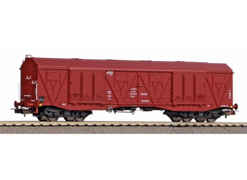 Großraumgüterwagen 401K der PKP, Ep. V, DC, Spur H0