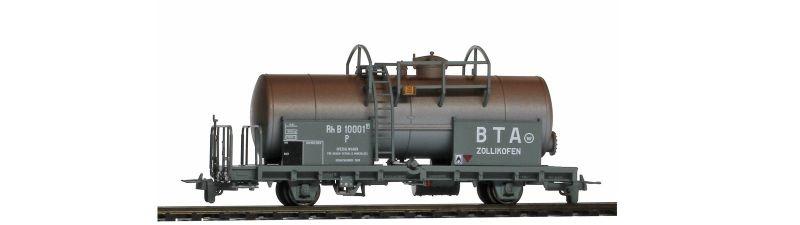 RhB P 10001 Kesselwagen 60er Jahre, Spur H0m