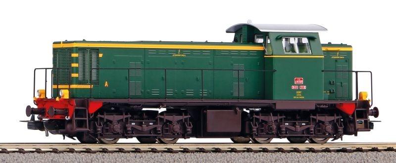 Sound-Diesellok D.141 1019 der FS, Ep. IV, DC, Spur H0