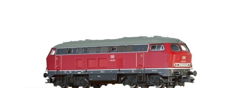 Diesellok V160 der DB, III, DC Analog BASIC+, Spur N