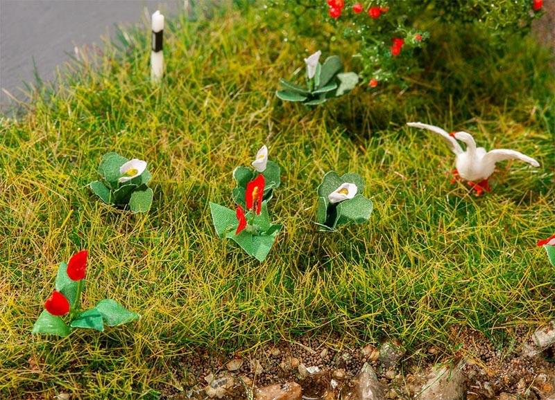 18 Lilien, Spur H0