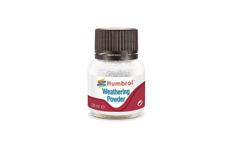 Weathering-Puder, Weiss, 45 ml