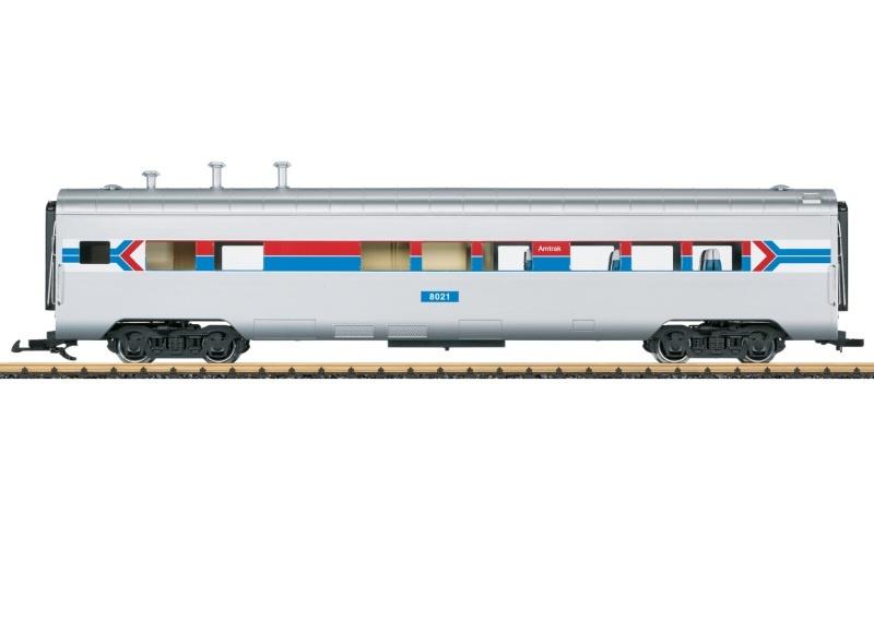 Amtrak Speisewagen Phase I, Spur G