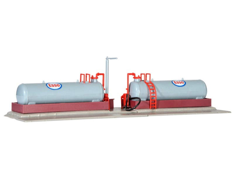 Dieseltankstelle, Bausatz, Spur N