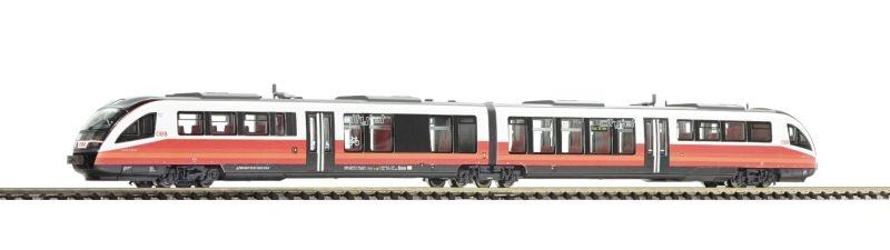 Dieseltriebzug Rh 5022 Cityjet der ÖBB, Epoche VI, Spur N