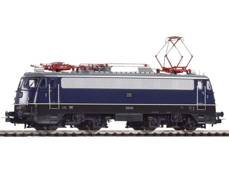 E-Lok E10 418 der DB, Epoche III, Spur H0