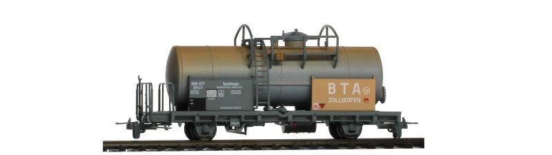 SBB P 8912 Kesselwagen 60er Jahre, Spur H0m