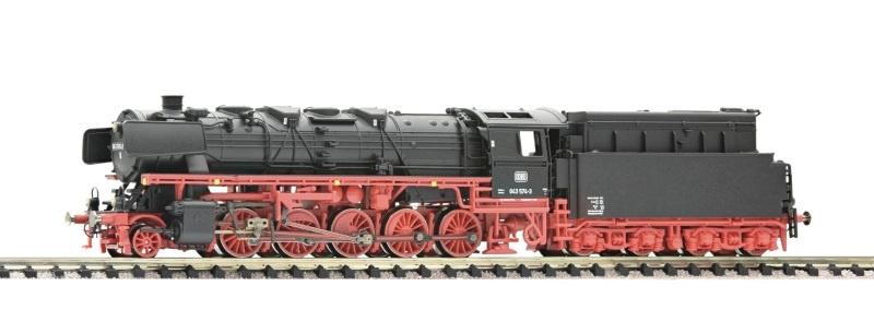 Dampflokomotive BR 043 der DB, ÖL, Spur N