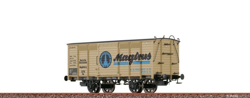 Gedeckter Güterwagen Gw C. D. Magirus A.-G., DRG, DC, H0