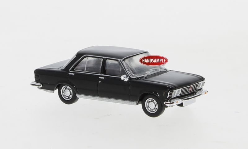 Fiat 130 schwarz, 1969, 1:87 / Spur H0