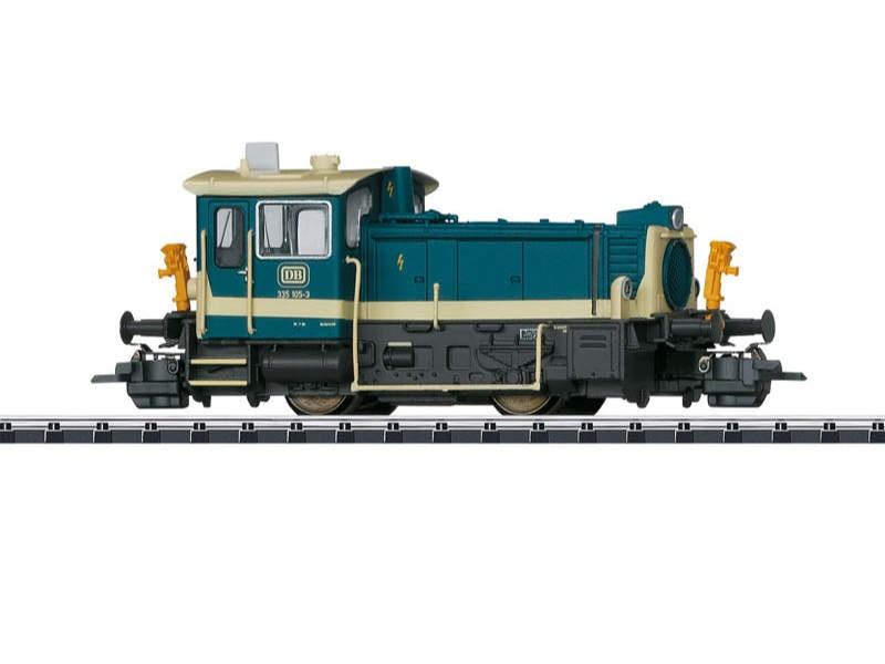 Diesellok Köf III BR 335 DB H0