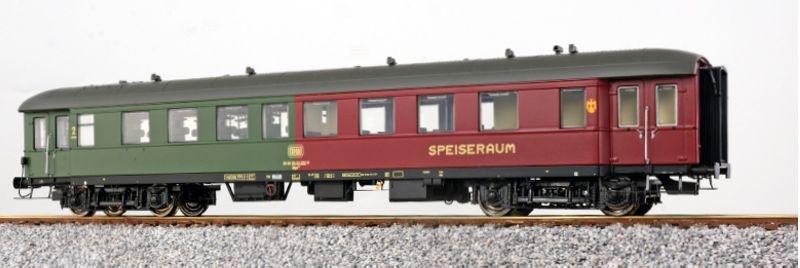 Eilzugwagen BRye 693, 85-53 018, DB, rot, Halbspeisewagen H0
