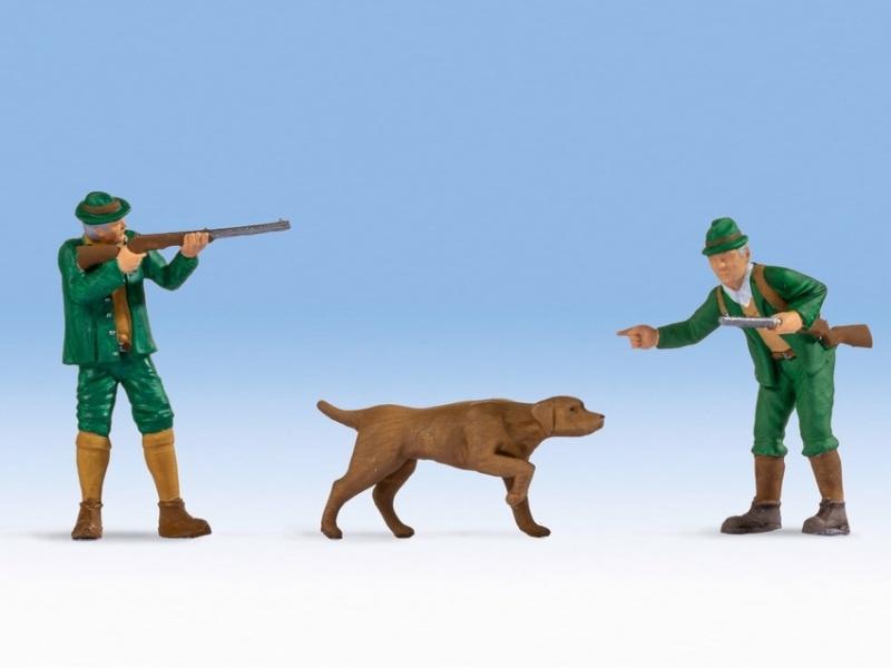 Jäger Figuren, Spur 0