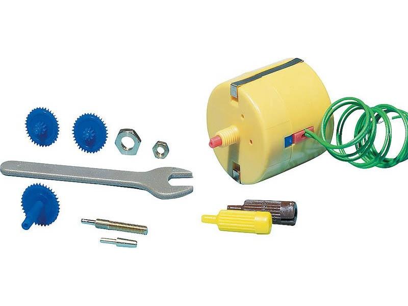 Synchron-Bastelmotor 12 - 16 V