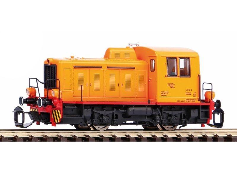 Sound-Diesellok TGK2 Kaluga der DR, Epoche IV, Spur TT