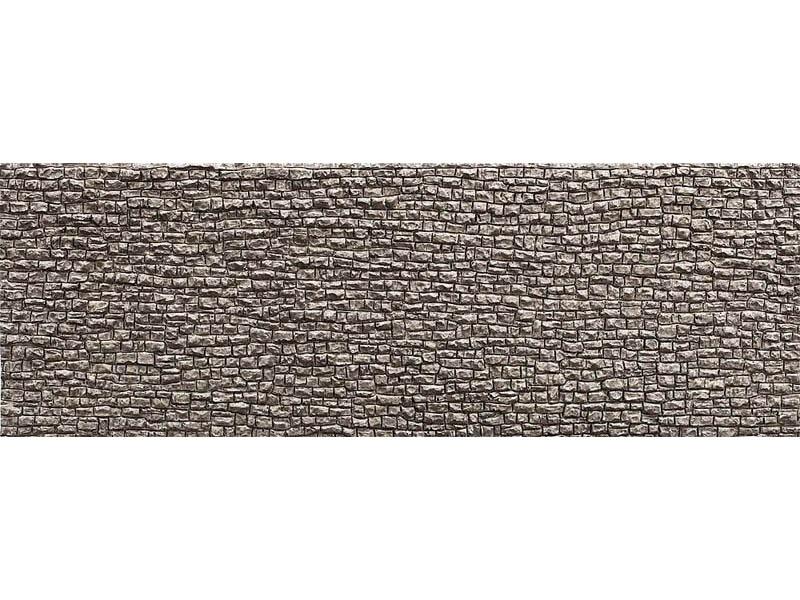 Dekorplatte Profi, Trockenmauer 370 x 125 x 6 mm (2 x) H0