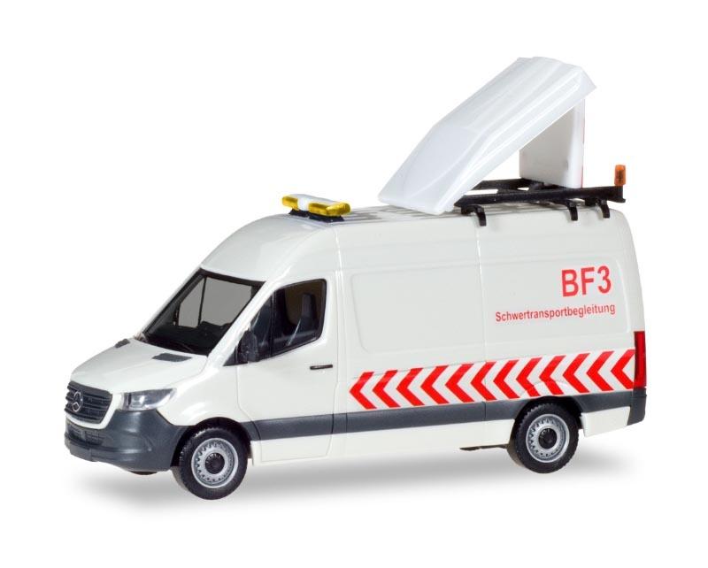 Mercedes-Benz Sprinter Kasten Hochdach BF3