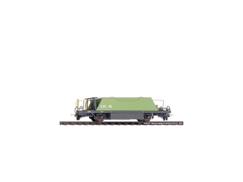 Schotterwagen Fd 4852 blaßgrün der MGB, Spur H0m