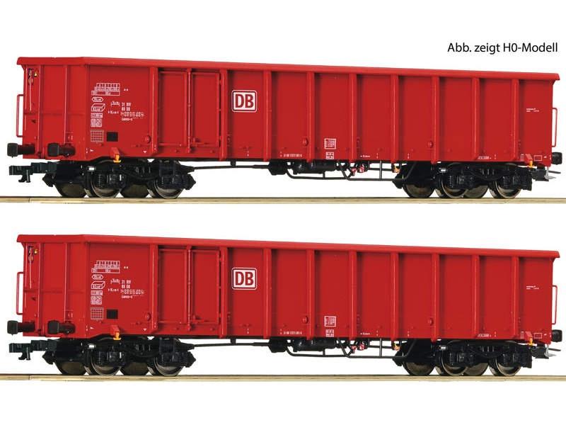 Güterwagen-Set Eanos DB AG TT