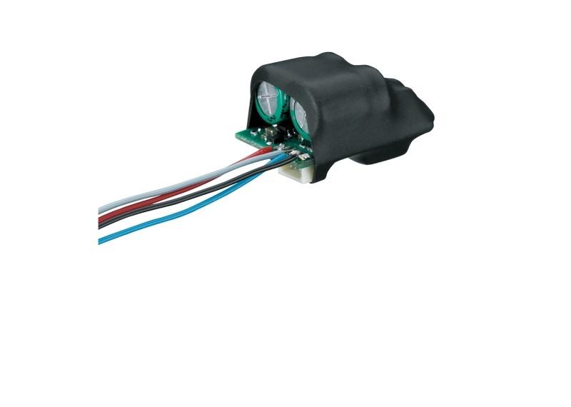 Spannungspufferelektronik mit integrierter Ladeschaltung, H0