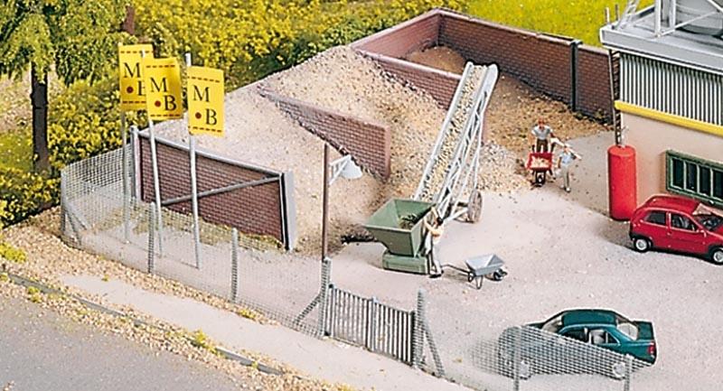 Sandbansen Main-Beton, Bausatz, Spur H0
