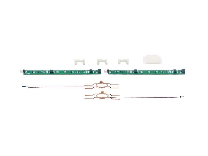 Trix H0 Innenbeleuchtung mit LED - weiß