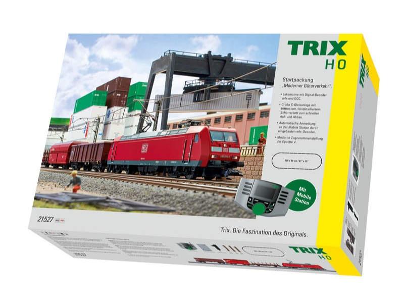 Digital-Startpackung Moderner Güterverkehr H0