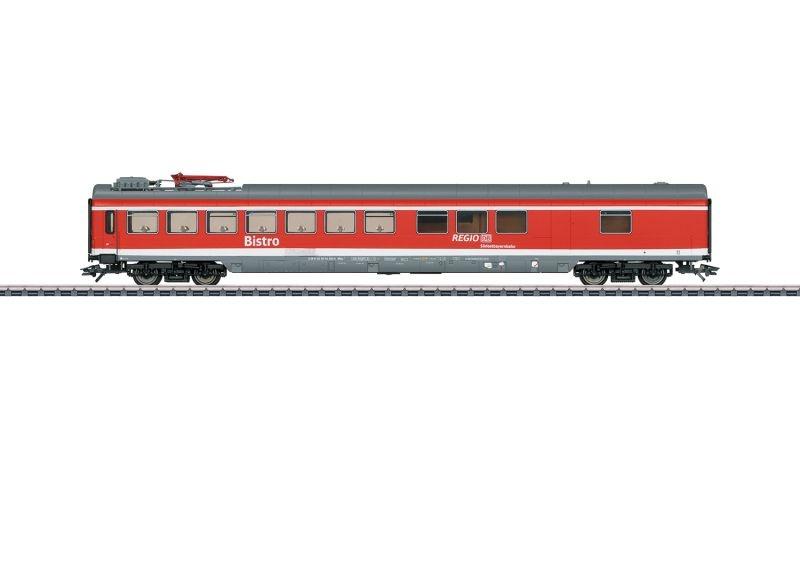 Speisewagen WRmz 135.0 der DB AG, Spur H0