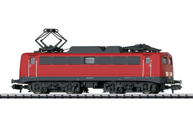 Elektrolok BR 140 der DB AG, Minitrix Spur N