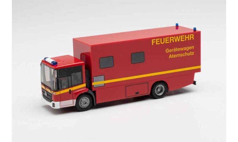 Econic Koffer-LKW FW Gerätewagen Atemschutz, 1:87 / H0