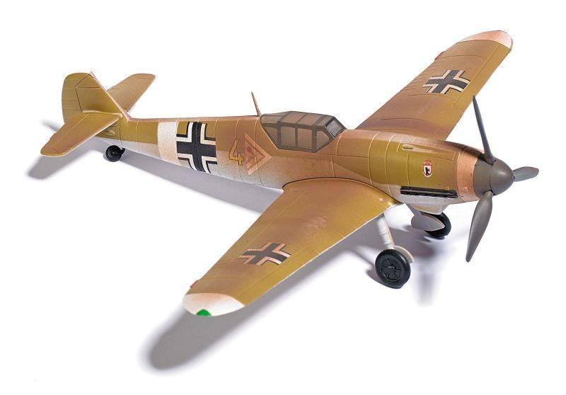 Messerschmitt Bf 109, Spur H0
