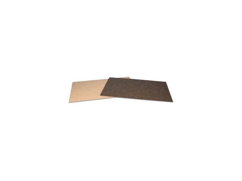 Naturkorkplatte dunkel 4 mm, 49x28 cm