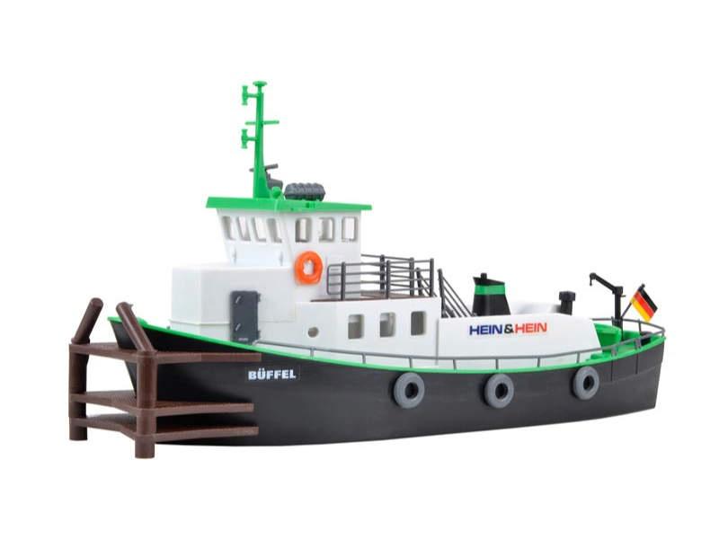 Schubschiff, Bausatz, Spur H0