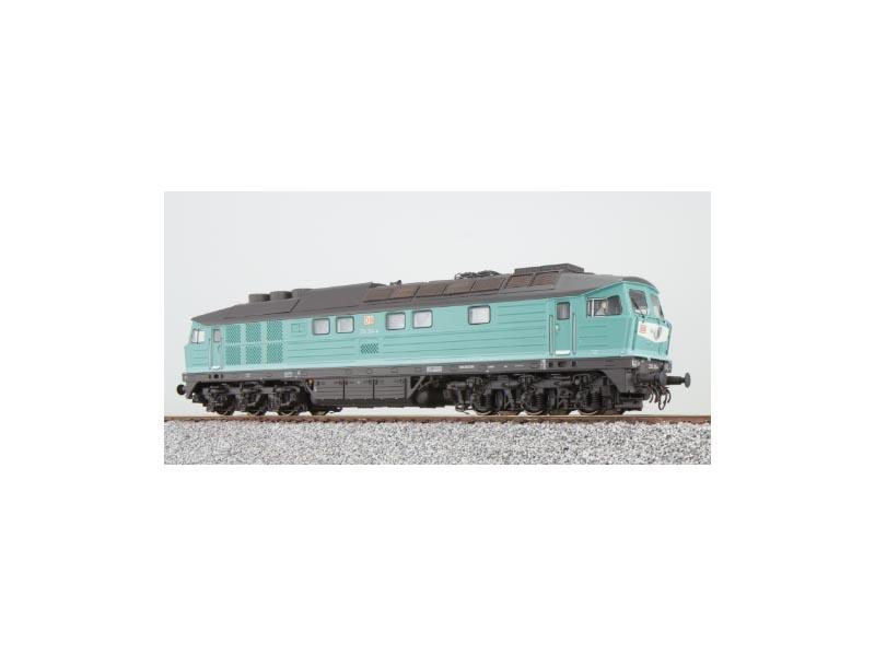Diesellok BR 234 304 der DB, Epoche V, minttürkis, H0