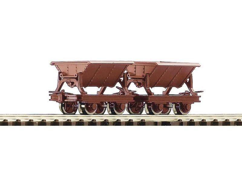 Güterwagen-Set Kipploren 2-tlg. H0e