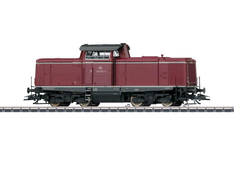 Diesellokomotive BR 212 DB Sound mfx+ H0